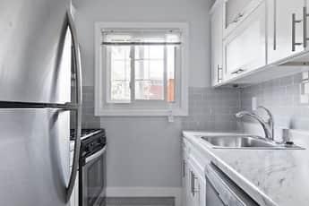Kitchen, Eagle Rock Apartments At Mineola, 0