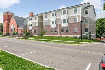 Building, Allegan Senior Residences, 0