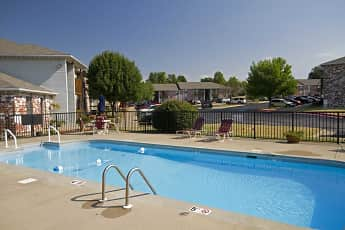 Pool, Grandview Village Apartments, 0