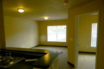 Living Room, Arbor Hill Senior Apartments, 1