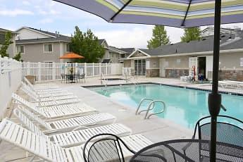 Pool, Thorneberry Atrium Senior Living 55+, 1
