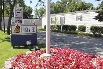 Community Signage, Lakeview, 2