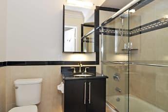 Bathroom, Fairfield Tudor At Rockville Centre, 2