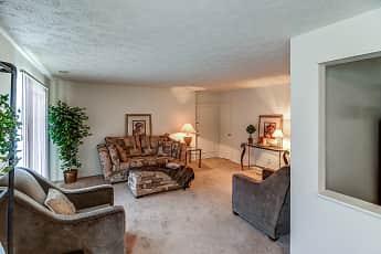 Living Room, Spinnaker Court, 1