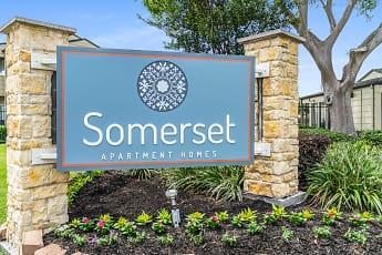 Community Signage, Somerset I & II, 2