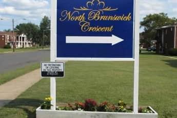 Community Signage, North Brunswick Crescent, 1