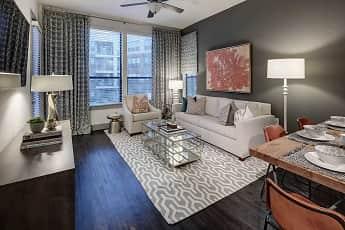 Living Room, 77494 Luxury Properties, 1