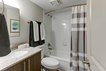 Bathroom, Parc at Prairie Grass, 2