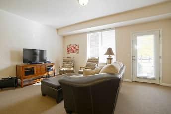 Living Room, Silver Crest Senior living 55+ Apartments, 1
