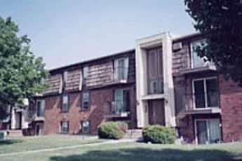 Building, Eastwyck Apartments, 0