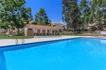 Pool, Sand Canyon Villas & Townhomes, 1