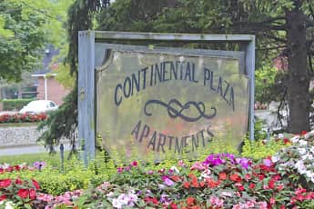 Community Signage, Continental Plaza, 2