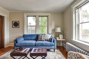 Living Room, Shepley Street, 0