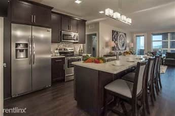 Kitchen, Eight55 Apartments, 0