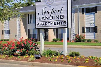 Building, Newport Landing Apartments, 0