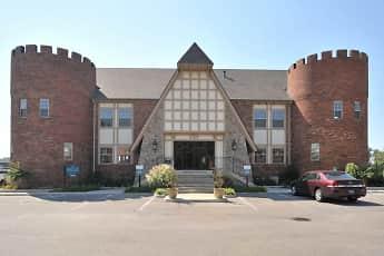 Building, Abbey Court Apartments, 0