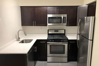 Kitchen, Park Crest Village, 2