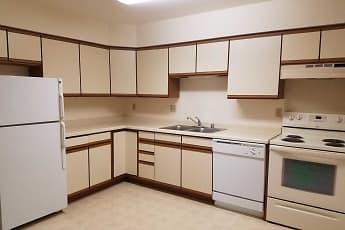 Kitchen, Williamstown Bay East Senior Apartments, 2