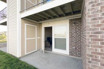 Patio / Deck, Tall Oaks Apartment Homes, 2