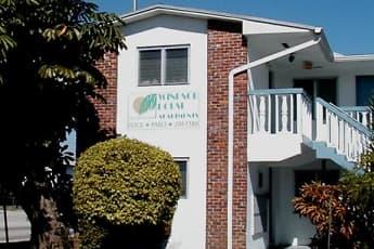 Community Signage, Windsor House Apartments, 0