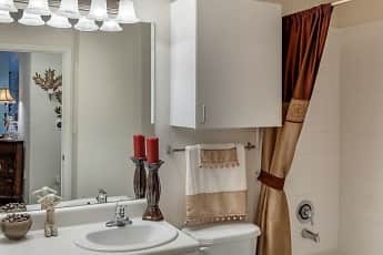 Bathroom, Bella Ruscello Luxury Apartment Homes, 2