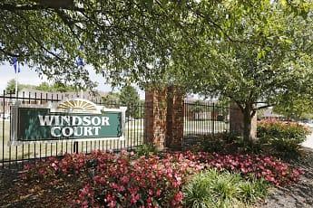 Community Signage, Windsor Court, 0