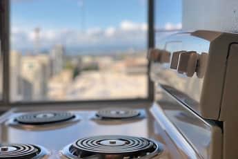 Kitchen, Dakar Apartments, 0