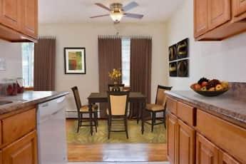 Kitchen, Benner Apartments, 1