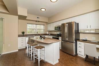 Kitchen, Lake Hazeltine Woods, 0
