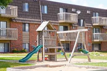 Playground, Sherburne Park Estates, 0