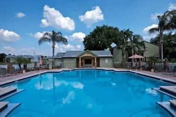 Pool, Charleston Landings, 1
