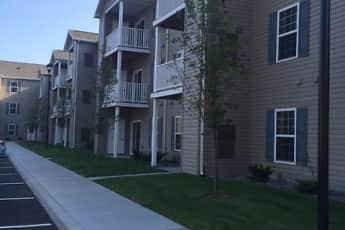 Building, Oak Hill Senior Apartments, 1