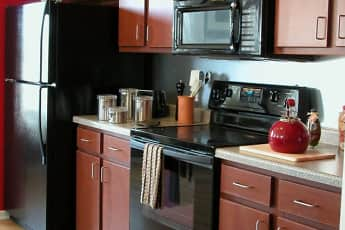Kitchen, Loring Park Apartments, 0