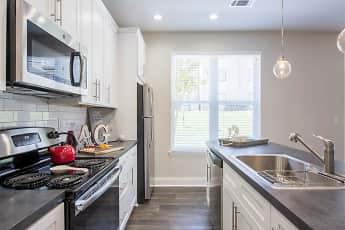 Kitchen, Mirador at Peachtree, 1