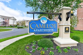 Community Signage, Camelot at Cinnaminson, 2