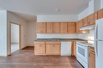 Kitchen, The Louis, 1