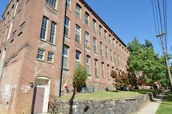 Building, The Lofts at Silk Mill, 1