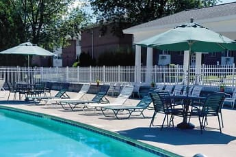 Pool, Clintwood Apartments, 1