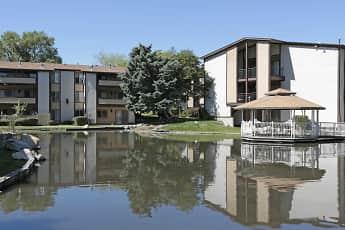 Lake, Stonehedge Apartments, 0