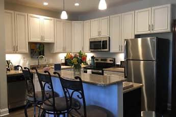Kitchen, Hiatt Run Apartments, 1