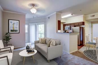 Living Room, Hawthorn Village, 1