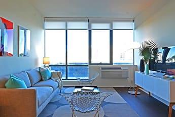 Living Room, Hudson Lights, 1