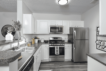 Kitchen, The Point at Watchung, 0