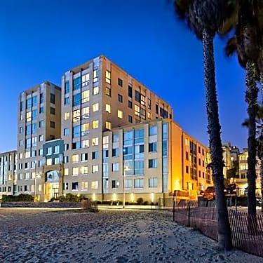 Sea Castle Apartments 1725 Ocean Front Walk Santa Monica Ca