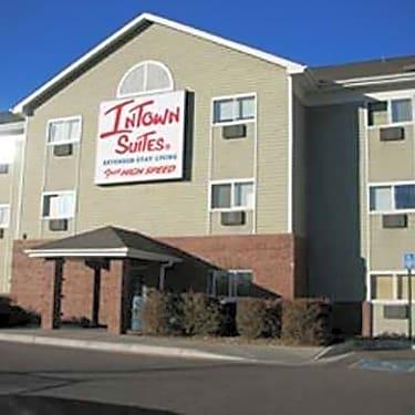 Intown Suites Fairfield Zfo 6785 Fairfield Business Ctr