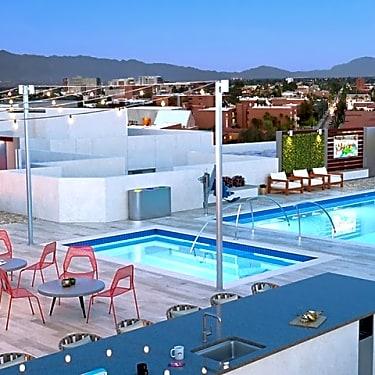 Aspire Tuscon 950 N Tyndall Avenue Tucson Az Apartments For Rent Rent Com
