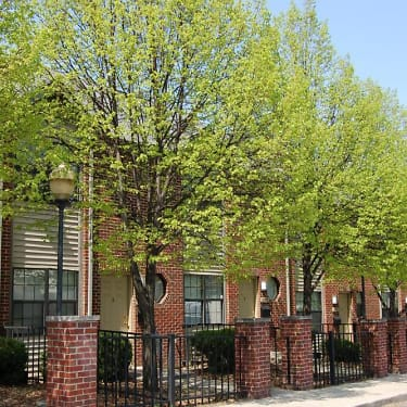 Ohio Street Townhomes 1052 E Ohio St Indianapolis In Apartments For Rent Rent Com