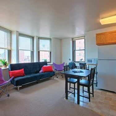 Stafford Apartments 716 Washington Place Baltimore Md