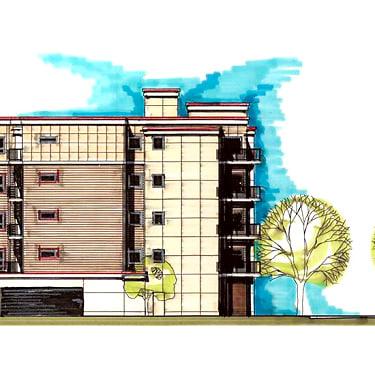 Cornell Street Apartments