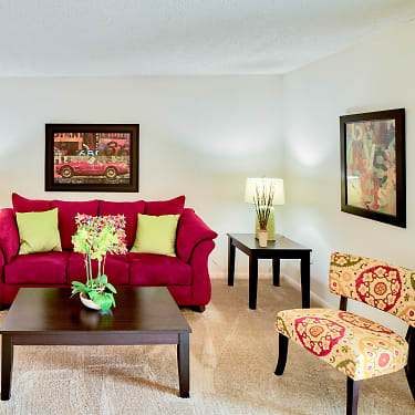 South Lake Apartments on